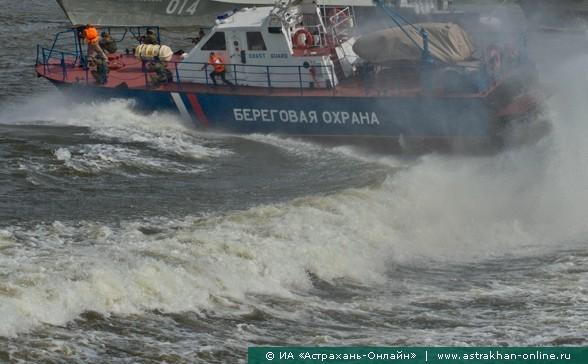 Каспийское море уходят рыбацкие байды